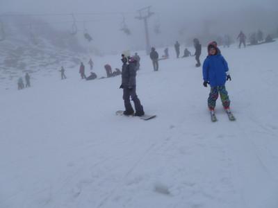 2010 Whakapapa Ski Trip - 10
