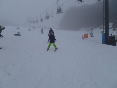2010 Whakapapa Ski Trip - 05