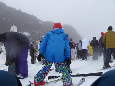 2010 Whakapapa Ski Trip - 18