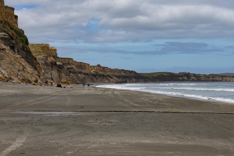 Waihoaka Beach