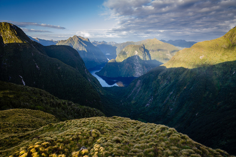 Deep Fiordland