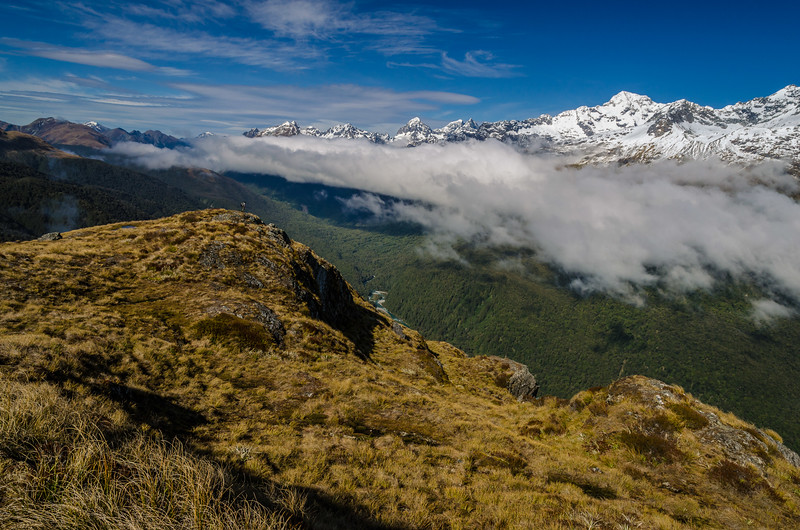 The Ranges of Fiordland