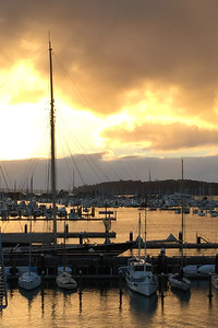 Silo Marina, St Marys Bay, Auckland, New Zealand