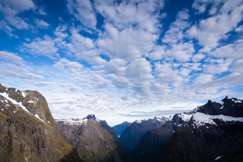 Fiordland Above