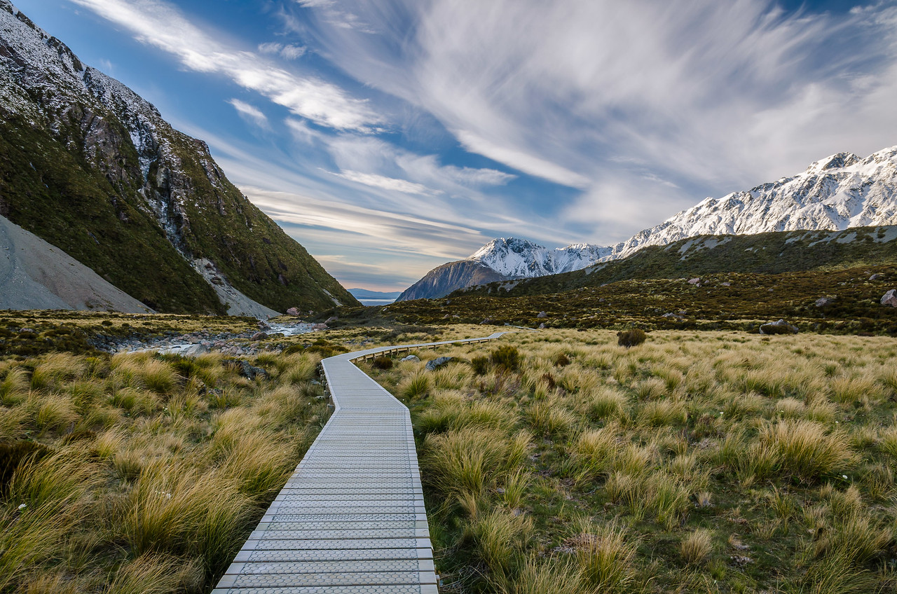 Hooker Valley Supreme