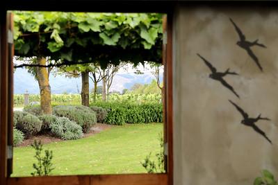 Allan Scott Vineyard, 12 Trees Vineyard Restaurant, Blenheim, Malborough, New Zealand