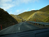 Not a lot of traffic here in February on the South Island.  But tricky driving -- on the left side of the road (notwithstanding this photo).