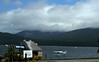 It was WAY too windy for an airplane tour from Lake Te Anau.