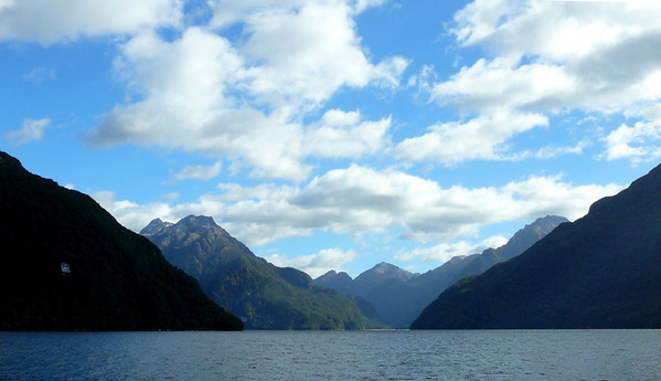 NZ: Doubtful Sound