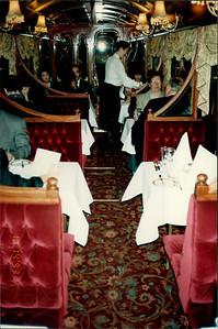 Melbourne: Colonial Tram Car - dinner
