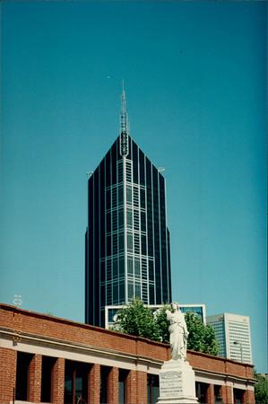 Melbourne: Melbourne Central - largest building
