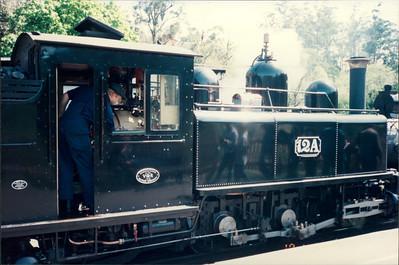 Melbourne: Puffing Billy steam train - travel through Dandenong Ranges to Healesville
