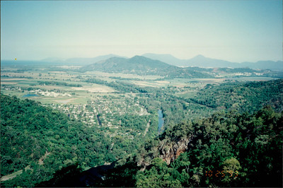 Kuranda Rail Tour: city view