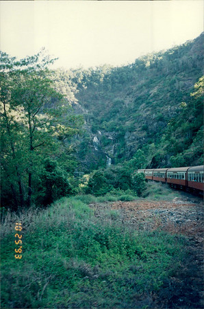Kuranda Rail Tour: