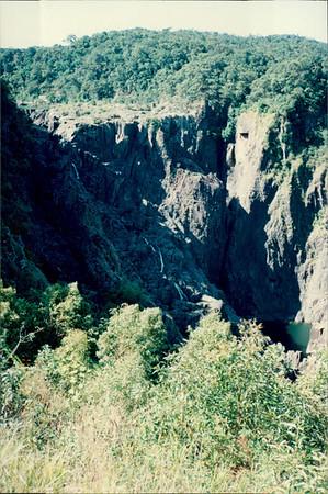 Kuranda Rail Tour: Barron's Falls