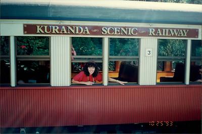 Kuranda: Kuranda Rail Tour
