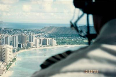 Honolulu: Papillon Helicopter Tour of the island - Waikiki Beach