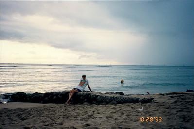 Honolulu: Waikiki Beach