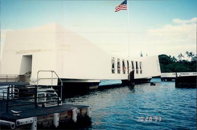Honolulu: Pearl Harbor - Arizona Memorial