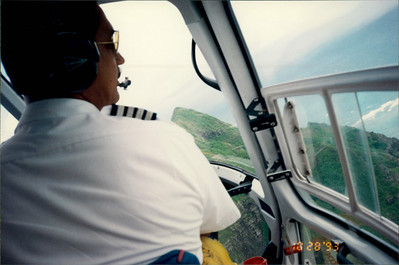Honolulu: Papillon Helicopter Tour of the island