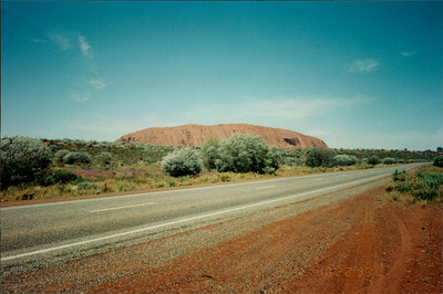 Ayers Rock: