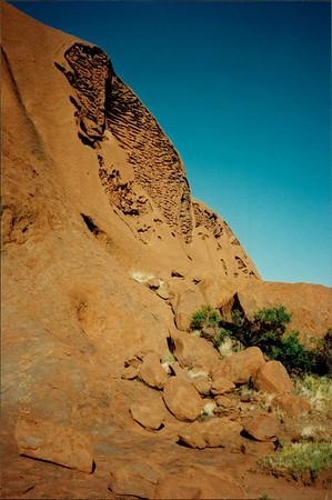 Ayers Rock: tour base