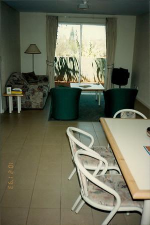 Ayers Rock: Desert Gardens Hotel - Emu Walk apartments.  Four-star property/resort.