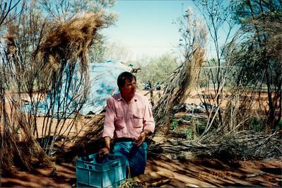 Alice Springs: Dreamtime and Bushtucker Tour - tour guide Rod Steinert