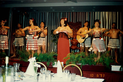 Rotorua: Maori Arts and Crafts Institute - Maori concert with traditional Hangi dinner