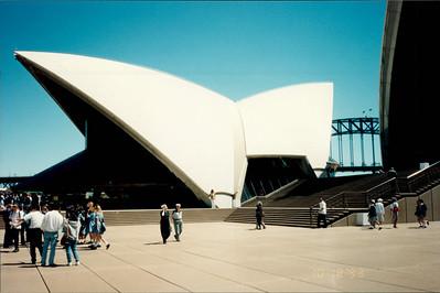 Sydney: Opera House tour