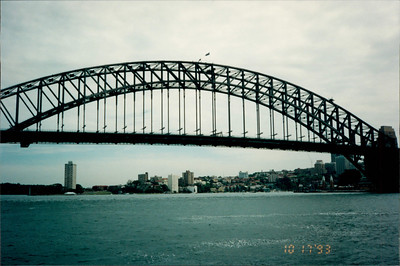 Sydney: morning tea cruise - Harbour Bridge