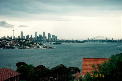 Sydney: city bus tour