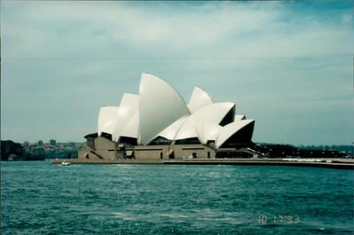Sydney: morning tea cruise - Opera House