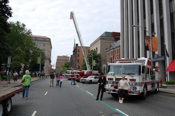 Newark Muster 2011