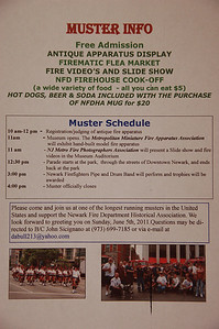 Newark Muster 2011 - 2