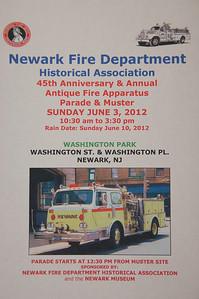Newark Muster 2012