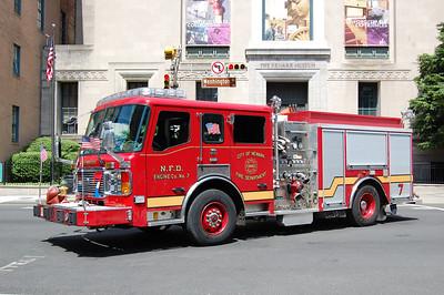Newark Engine 7 2008 ALF 1250-750 Photo by Chris Tompkins