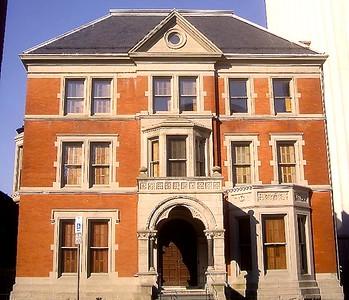 The Ballantine House in Newark, NJ