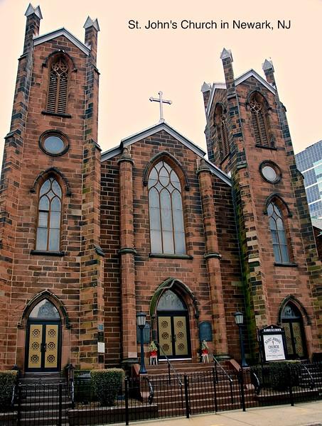 St. ohn's Catholic Church Newark