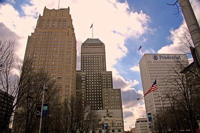 Skyscrapers of Newark