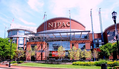 New Jersey Performing Arts Center In Newark