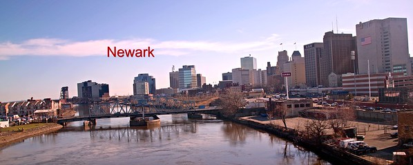 Welcome to Newark, New Jersey