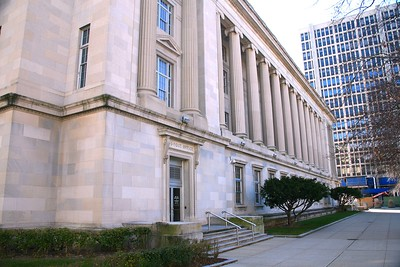 Frank R. Lautenberg Post Office and Courthouse in Newark, NJ