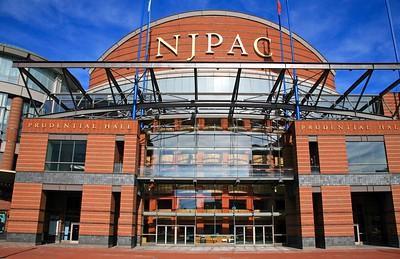 NJPAC in Newark NJ