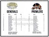 Official Game Program - Thursday, December 5, 2013 - PRPC Prowlers at Newark Generals