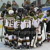 Pregame Warm-Ups - Hilliard Wildcats at Newark Generals - Junior Varsity High School Hockey - Thursday, January 3, 2019