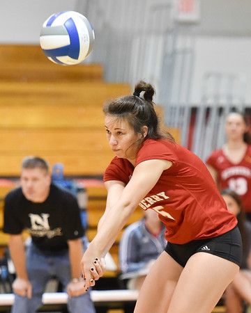 Newberry College Volleyball 2016 - Media Use Only