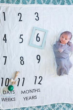 Rafael Newborn Shoot 9.25.17