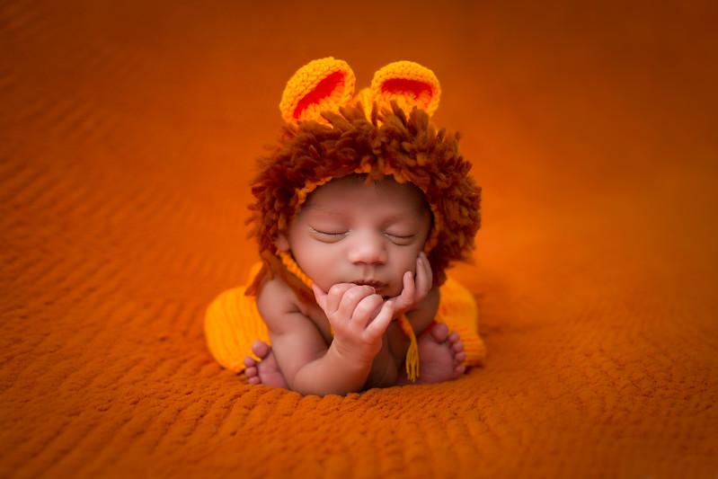Rayansh Newborn Shoot