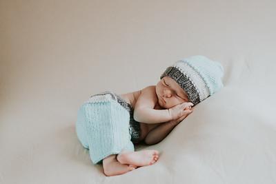 Newborn Martín